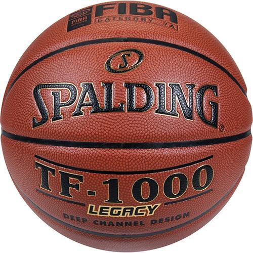 Bola De Basquete Spalding Tf 1000 Legacy