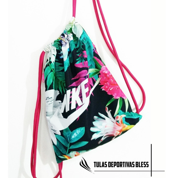 Tula Deportiva Nike Flores