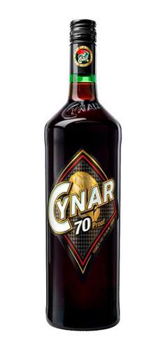 Aperitivo Cynar 70 Proof 750ml Botella Bebidas 01almacen
