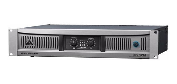 Epx4000 Amplificador Potencia Europower Behringer - 220v