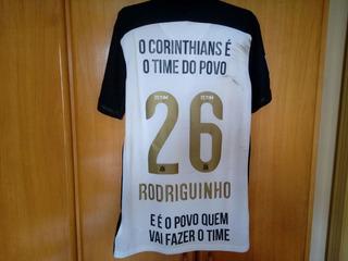 Camisa Corinthians Das Frases Corinthians É O Time Do Povo