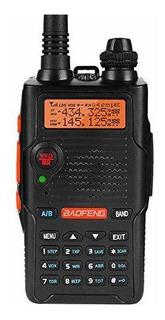 Baofeng Uv5r Ex 5w Radio Bidireccional De Largo Alcance Vers