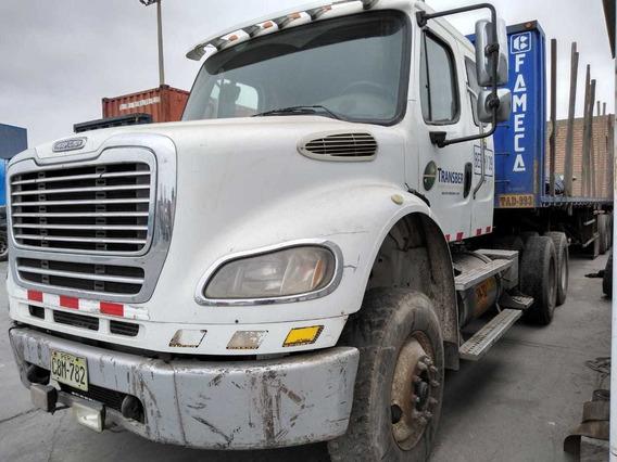 Camion Remolcador Freightliner Semiremolque Fameca Año 2012