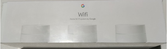 Google Wifi - Pack 3 - Ac1304