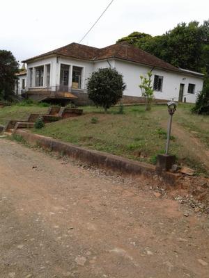 Casa Alto Padrão Em Minduri , No Sul De Minas , Terreno 5.000 M2 E 500 M2 De Construção, No Centro De Minduri. - 4299