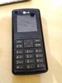 Celular Lg Modelo Kg270 Funcionando