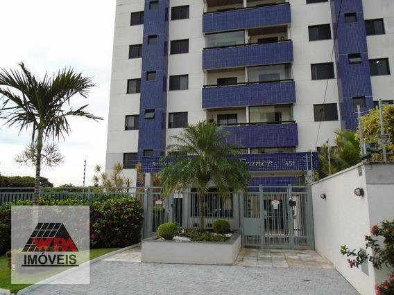 Apartamento Com 4 Dormitórios À Venda, 110 M² Por R$ 650.000,00 - Jardim São Paulo - Americana/sp - Ap2441