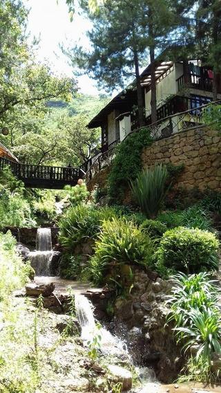 Hermosa Cabaña En Venta En Cerro Verde Morelia