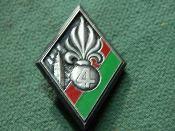 Legion Extranjera - Francia - Insignia - Nº28