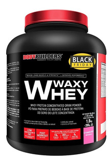Waxy Whey Proten 2kg - Bodybuilders S/ Juros - Black Friday!