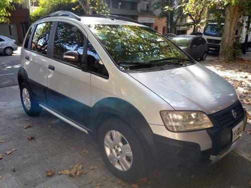 Fiat Idea Adventure 1.8l 5ptas Muy Buena! Financio! Permuto!