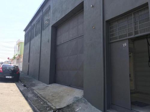 Imagem 1 de 12 de Galpão Para Locação - Gl1359l