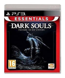 Dark Souls Prepare To Die Edition Ps3 Nuevo Y Sellado Juego