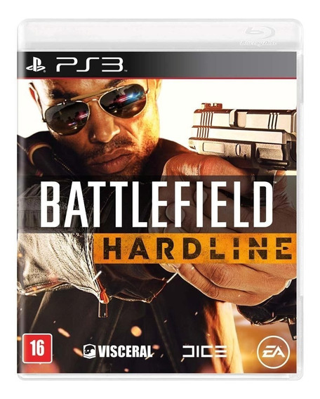 Battlefield Hardline Lacrado Oferta! Loja Física!