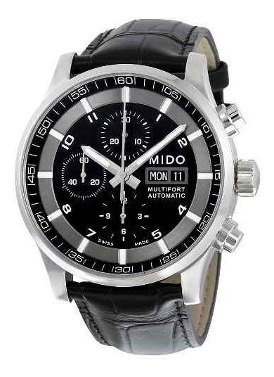 Relógio Mido Multifort Automatico M005614160572 Valjoux 7750
