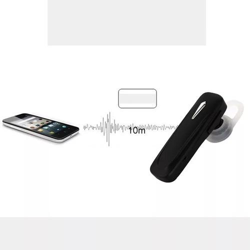 10 Unid. Auricular Inalámbricos Bluetooth  Manos Libres