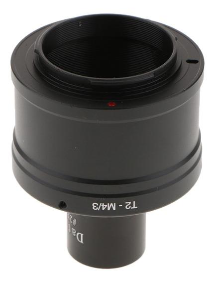 Anel T Para Câmera Olimpo Panasonic Micro 4/3 Slr + 23.2mm