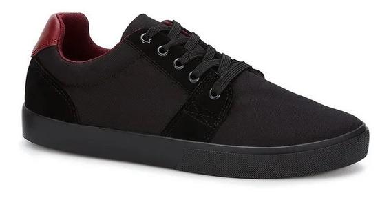 Tenis De Sneaker Negro 2701547 E-20
