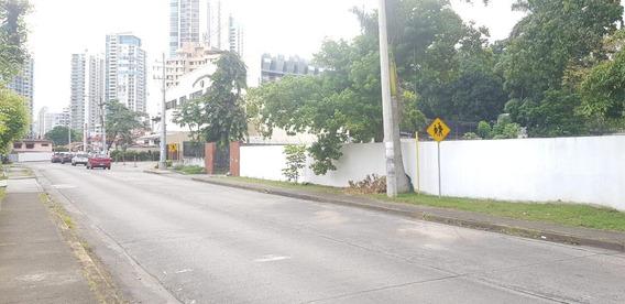 San Francisco Céntrico Terreno En Venta Panamá