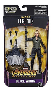 Avengers Marvel Legends Series 6-inch Black Widow