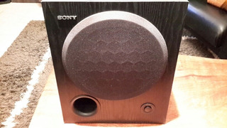 Subwoofer Sony Sa-wm250 Activo