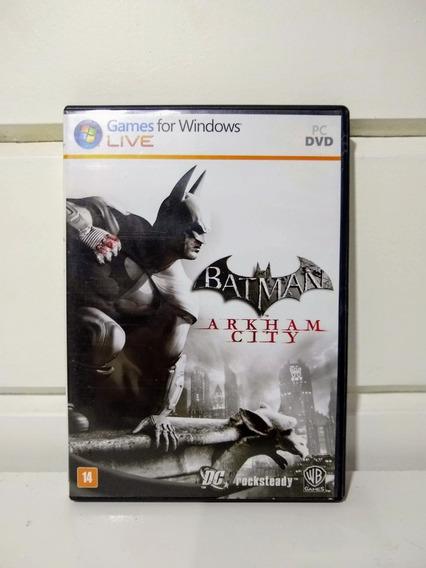 Batman - Arkhan City (pc Game)