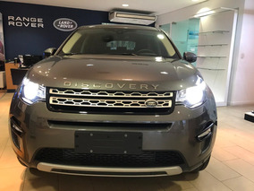 Land Rover Discovery Sport S 2.0 Turbo 240 Hp At 9 Marchas