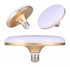 Kit 02 Lampadas Disco 18w Led E27 Bivolt/branco Frio,100%