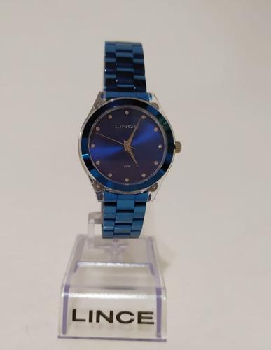 Relógio Feminino Lince Lra4431p D1dx