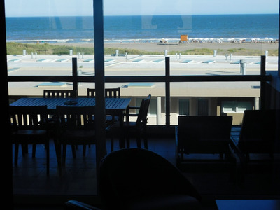 Dúplex Linda Bay Vista Frente Al Mar Spa Mar De Las Pampas