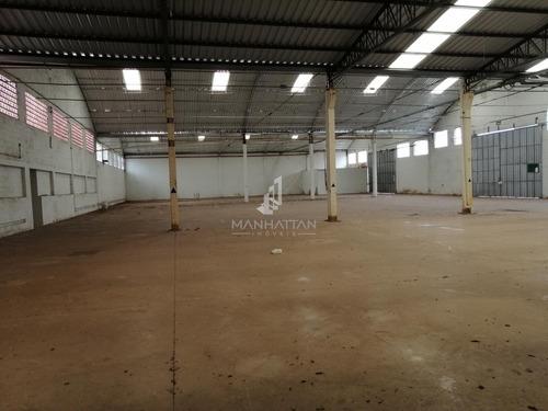 Imagem 1 de 30 de Barracão Para Aluguel Em Jardim Do Lago - Ba004008