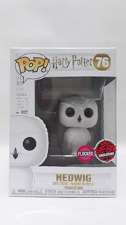 Funko Pop Hedwig 76-harry Potter Flocked Eb Exclusive