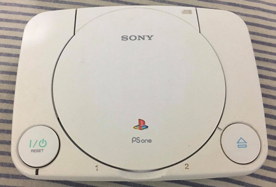 Playstation 1 Slim Scph-101 Ligando - Ps1 - Playstation One