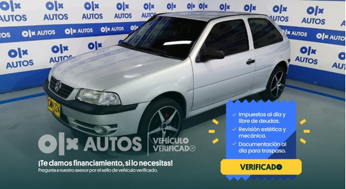 Volkswagen-gol-plus Mt 1.0l 3p 4x2-2005