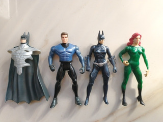 Lote Figuras Batman Kenner 1997 . Película Oficial