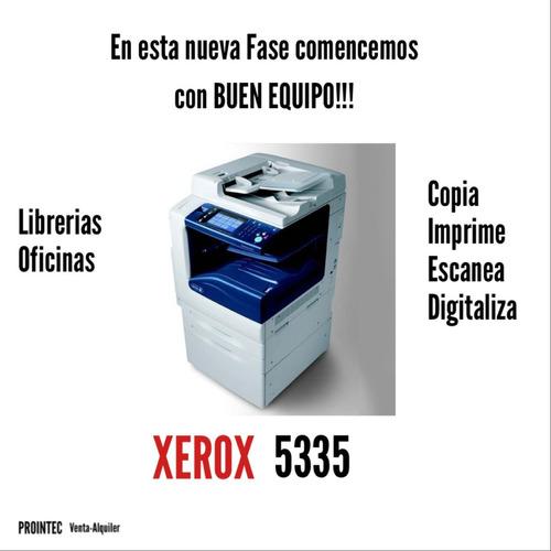 Xerox Impresora Laser 5335 Multifuncion A3 Byn Suc.cordoba