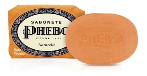Phebo Naturalle 90g (kit 12 Sabonetes)