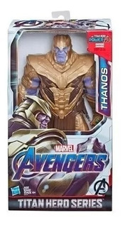 Avengers Titan Hero Series Thanos Hasbro Original Marvel