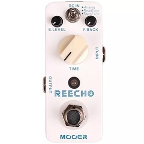 Pedal Mooer Reecho - Delay