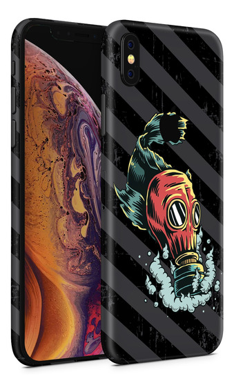 Skin Gask Mask Para Telefonos Apple iPhone
