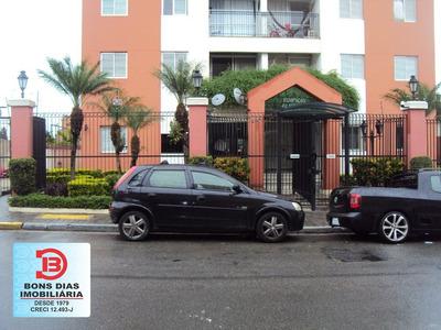 Apartamento - Vila Esperanca - Ref: 7068 - V-7068