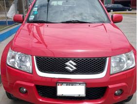 Suzuki Grand Vitara Motor 1.6 Rojo 3 Puertas