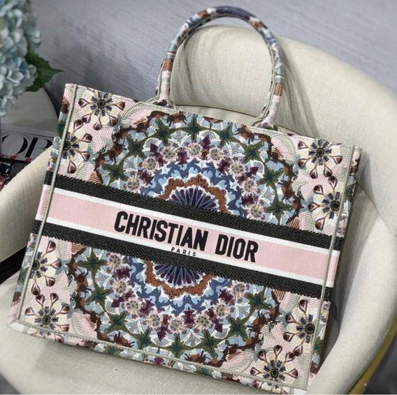 Bolsa Christian Dior Book Tote Lançamento 2019