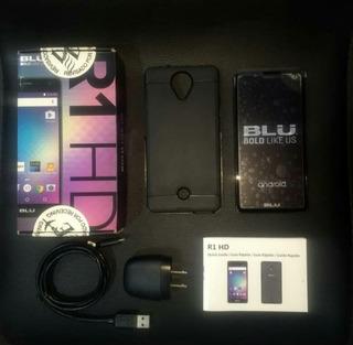 Blu R1 Hd / Doble Sim / 2 Gb Ram / 16 Gb Rom / Flash Frontal
