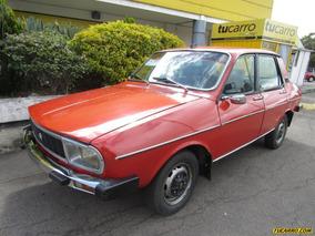 Renault R12 Mt Sedan 1330
