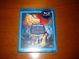 La Bella Durmiente 50 Aniversario (2 Discos, Blu-ray, Nueva)