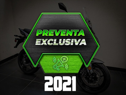 Kawasaki Versys 650 2021 Abs 0km Touring 12 Cuotas No Honda