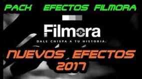 Filmora Wondershare 8.3.5. +effects Packs Full O Maior Do Ml