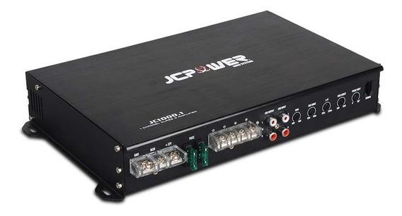Amplificador 1 Canal Jc Power Jc1000.1d Clase D 1000w 1 Ohm