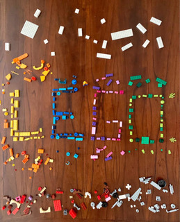Lote 313 Legos